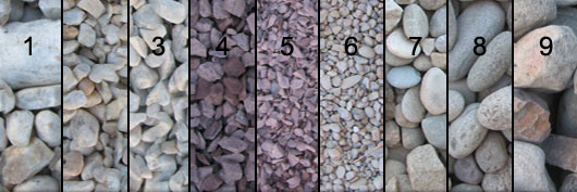 decorative gravel - Decorative Gravel